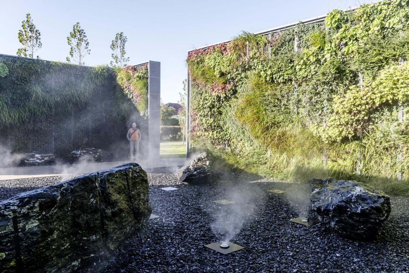 Ferdinand Graf Luckner Internationale Garten Ausstellungen 008