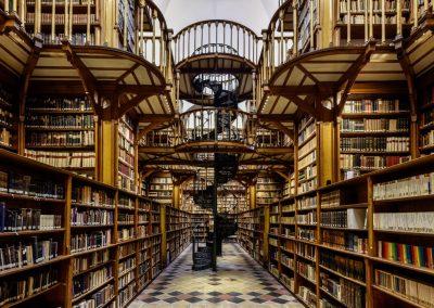 Graf Luckner Fotografie Bibliothek Kloster Maria Laach 01