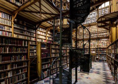 Graf Luckner Fotografie Bibliothek Kloster Maria Laach 02