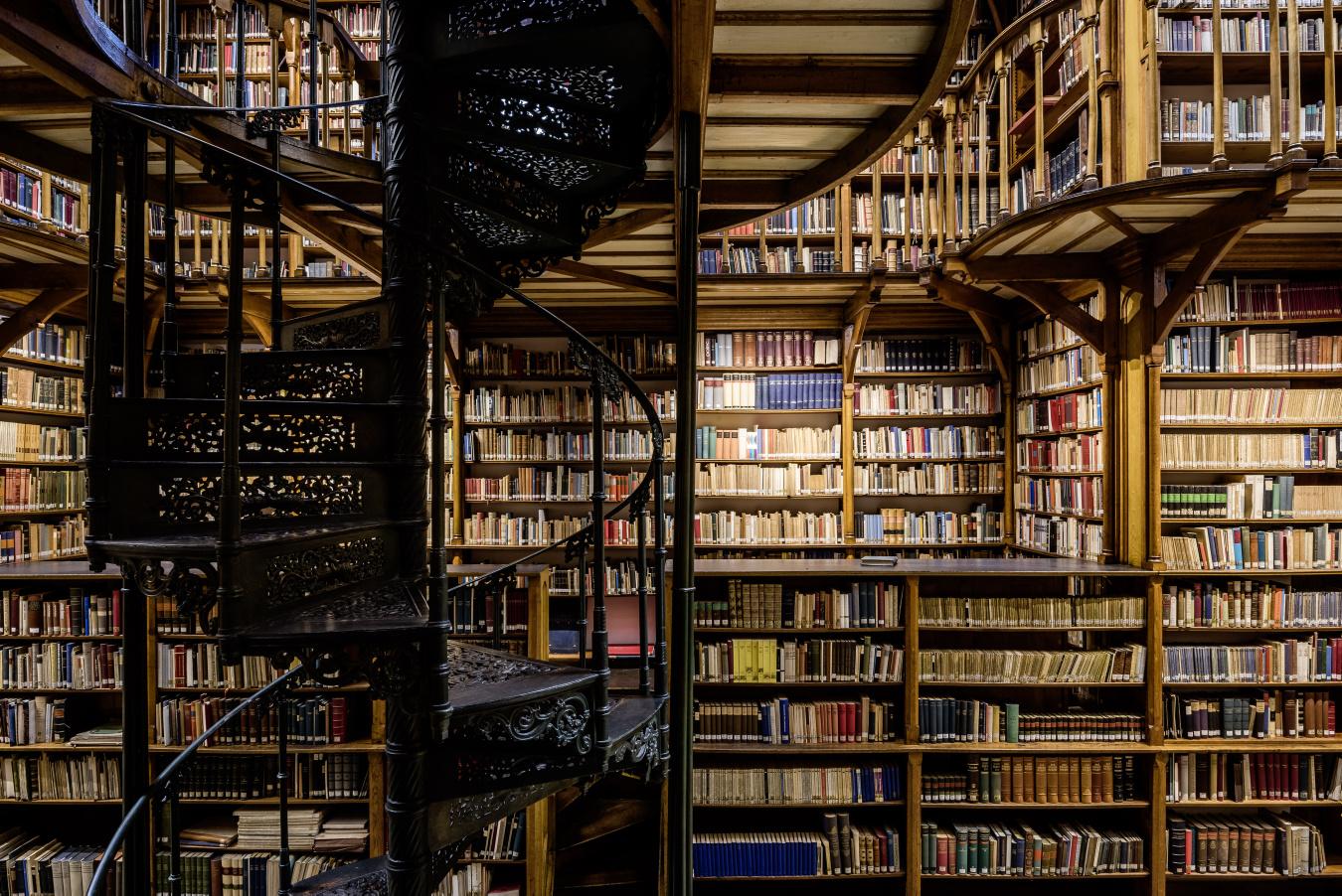 Graf Luckner Fotografie Bibliothek Kloster Maria Laach 03