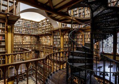 Graf Luckner Fotografie Bibliothek Kloster Maria Laach 04