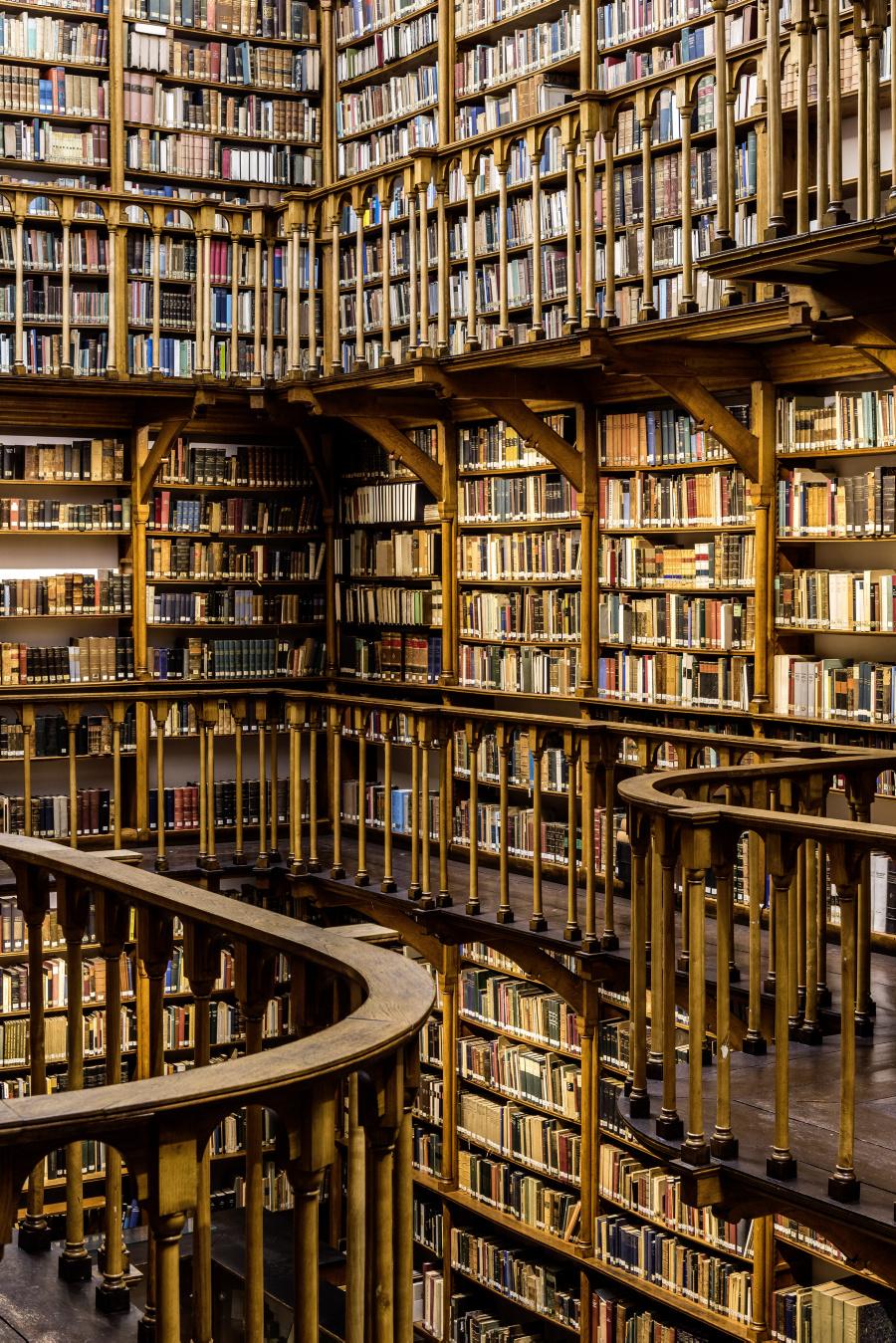 Graf Luckner Fotografie Bibliothek Kloster Maria Laach 05