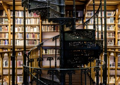Graf Luckner Fotografie Bibliothek Kloster Maria Laach 07