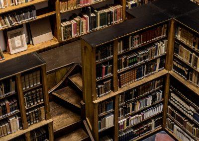 Graf Luckner Fotografie Bibliothek Kloster Maria Laach 08