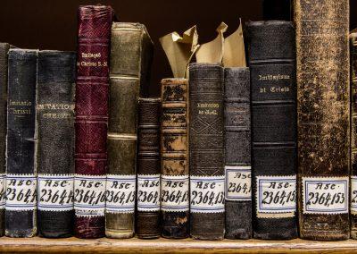 Graf Luckner Fotografie Bibliothek Kloster Maria Laach 09