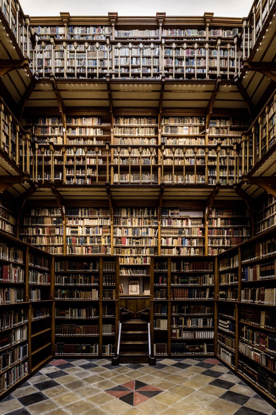 Graf Luckner Fotografie Bibliothek Kloster Maria Laach 13