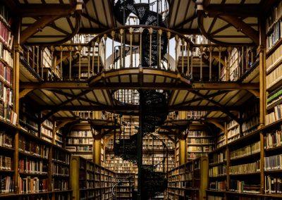 Graf Luckner Fotografie Bibliothek Kloster Maria Laach 14