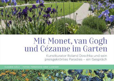 W18 Mit Monet Und Cezanne Im Garten Titel 05f